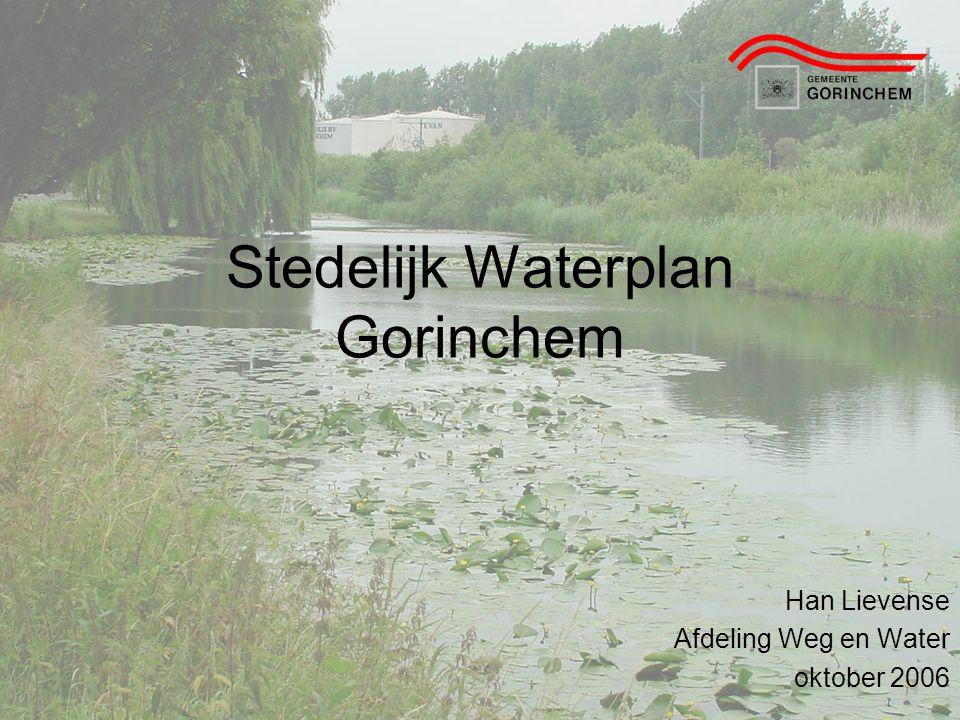 Stedelijk Waterplan Gorinchem