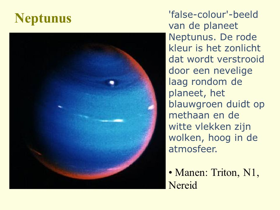 Neptunus Manen: Triton, N1, Nereid