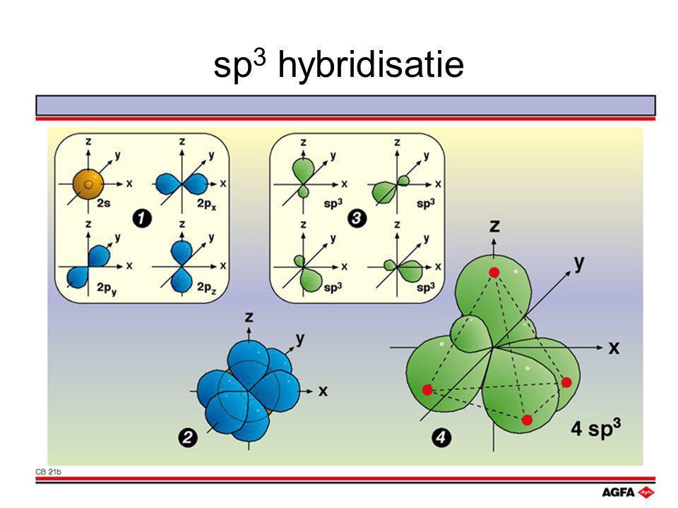 sp3 hybridisatie