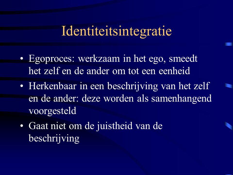 Identiteitsintegratie