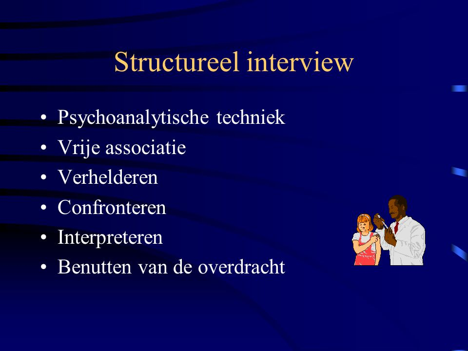 Structureel interview