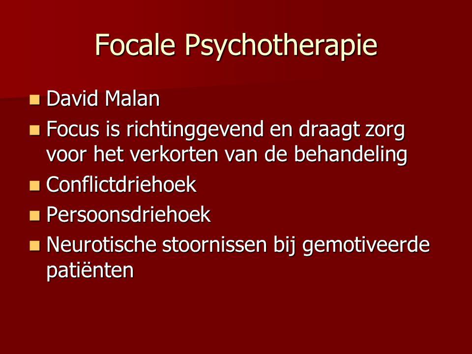 Focale Psychotherapie