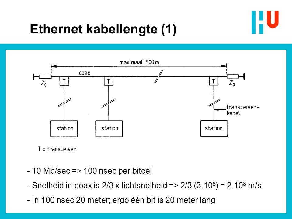 Ethernet kabellengte (1)