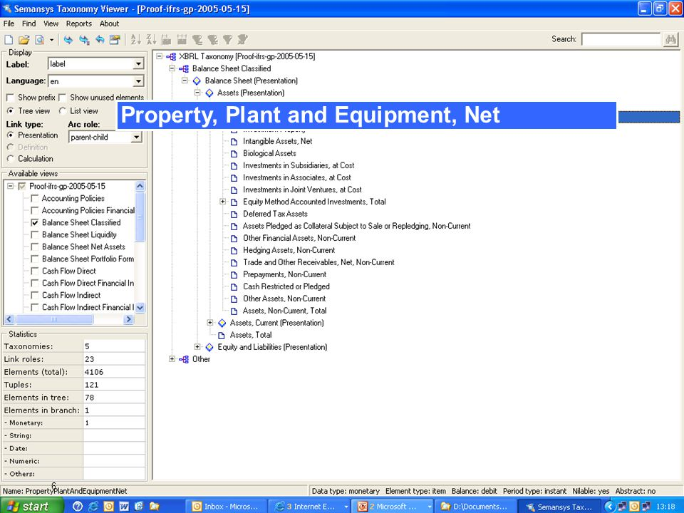 Property, Plant and Equipment, Net