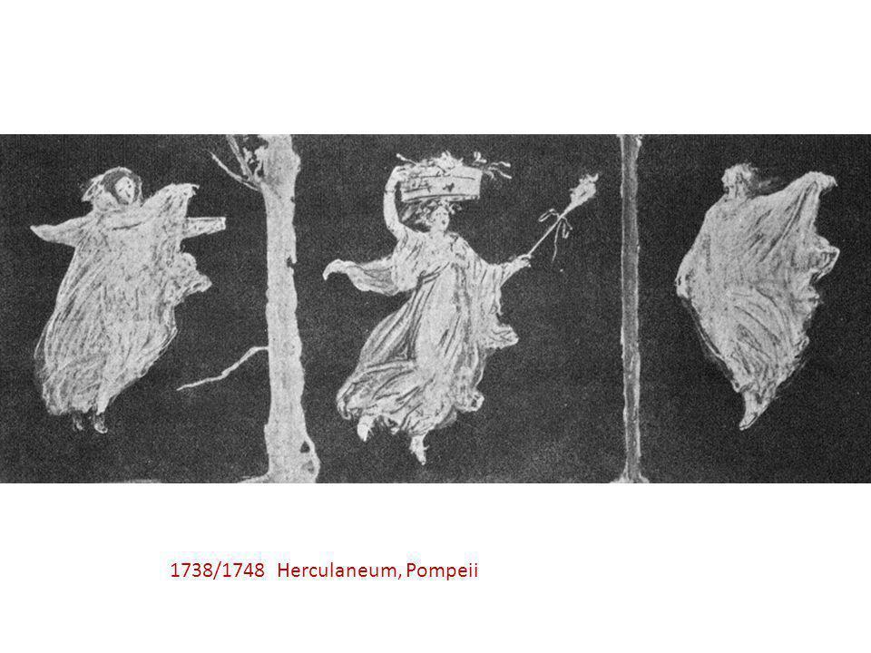 1738/1748 Herculaneum, Pompeii