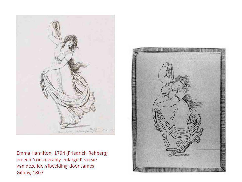 Emma Hamilton, 1794 (Friedrich Rehberg)