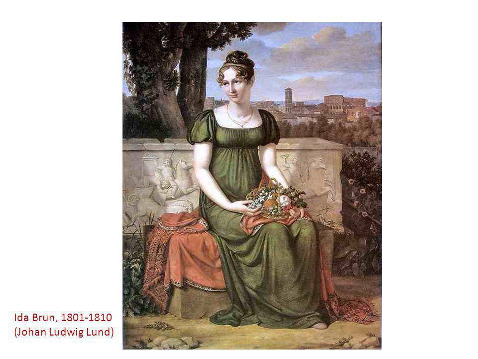 Ida Brun, 1801-1810 (Johan Ludwig Lund)