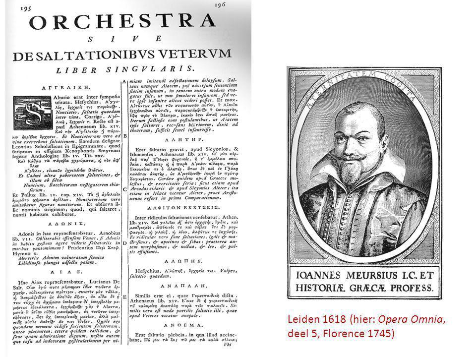 Leiden 1618 (hier: Opera Omnia,