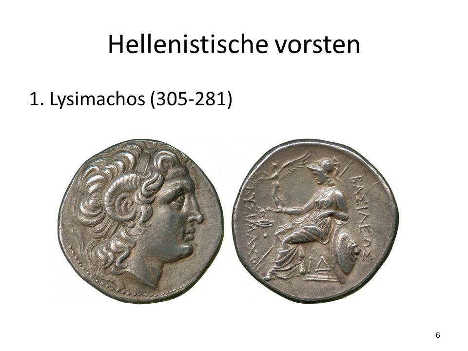 Hellenistische vorsten