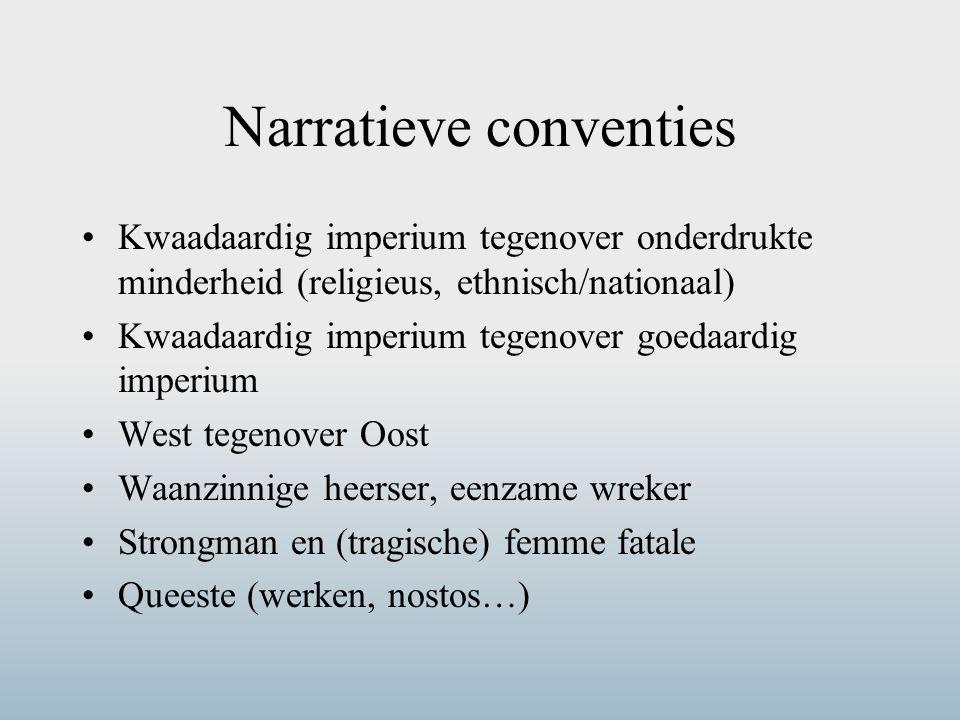 Narratieve conventies