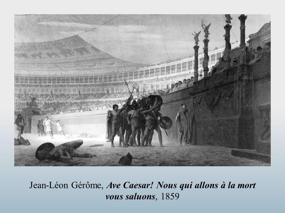 Jean-Léon Gérôme, Ave Caesar