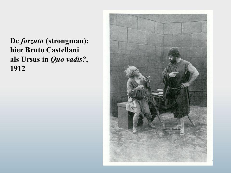 De forzuto (strongman):