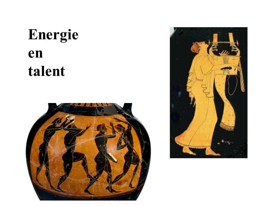 Energie en talent