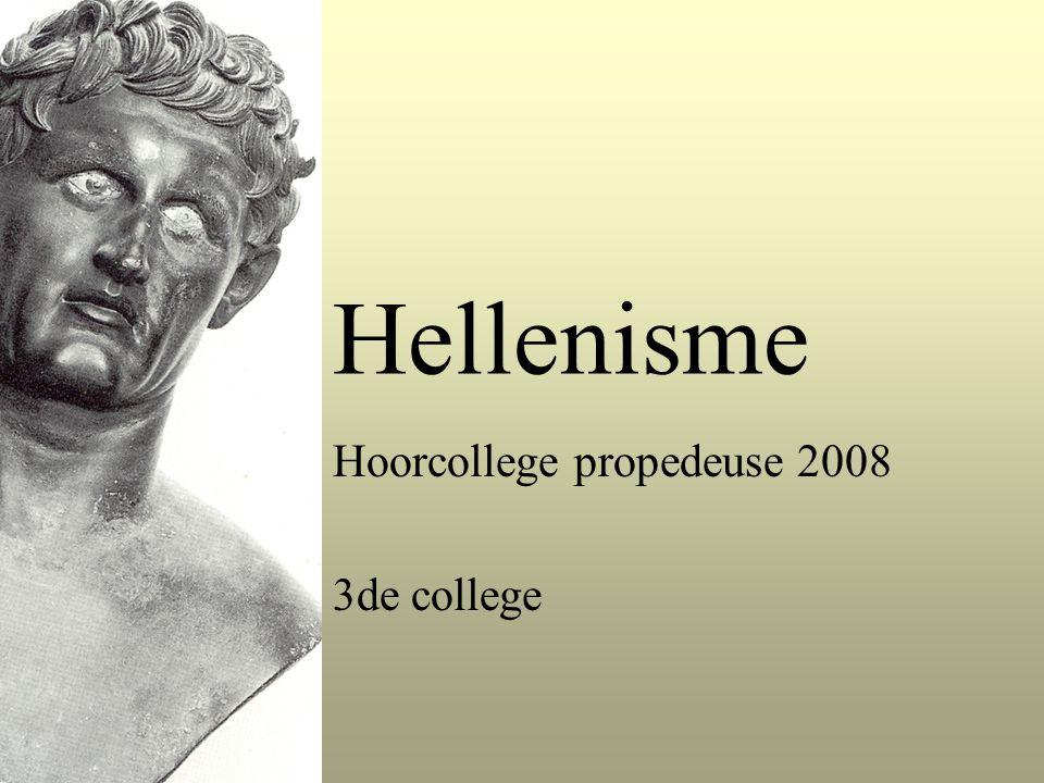 Hoorcollege propedeuse 2008 3de college