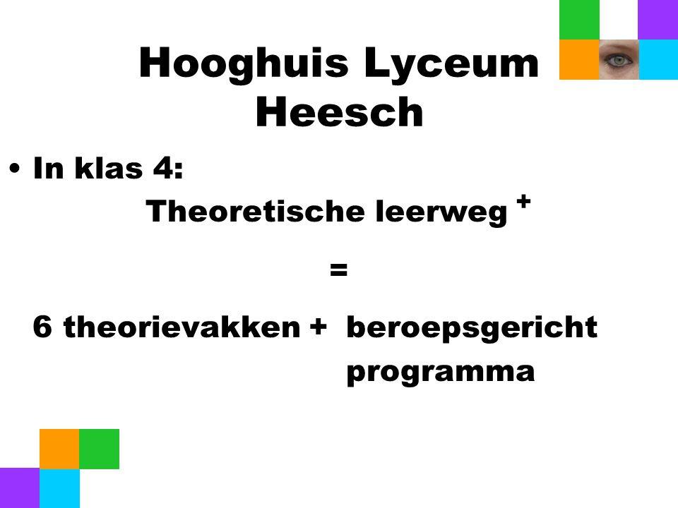 Hooghuis Lyceum Heesch