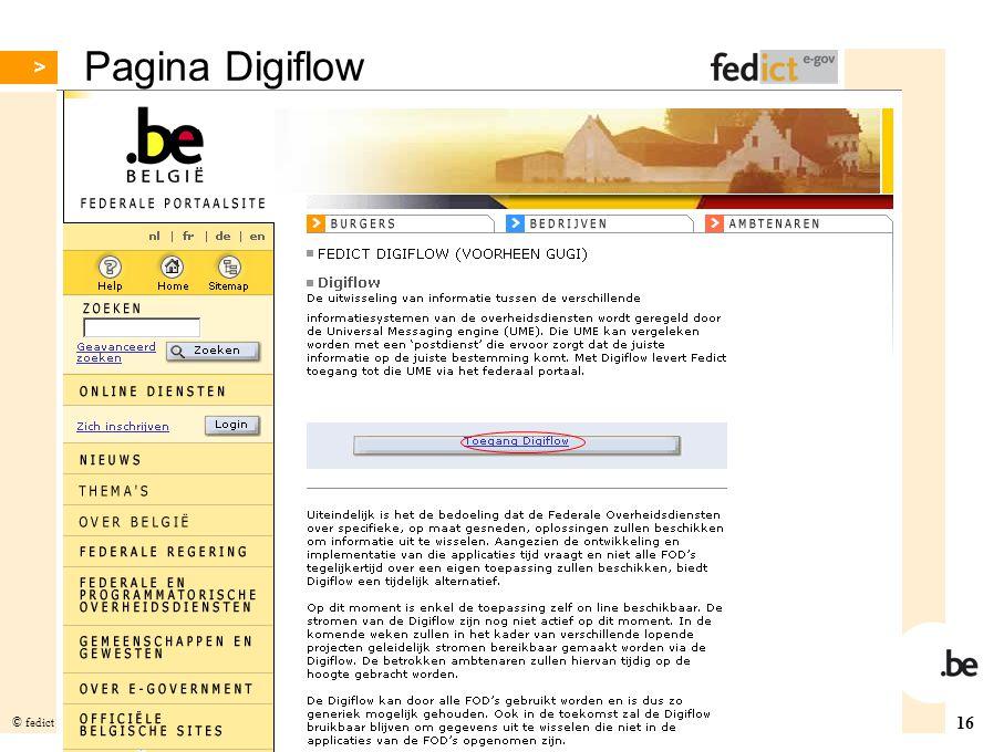 Pagina Digiflow