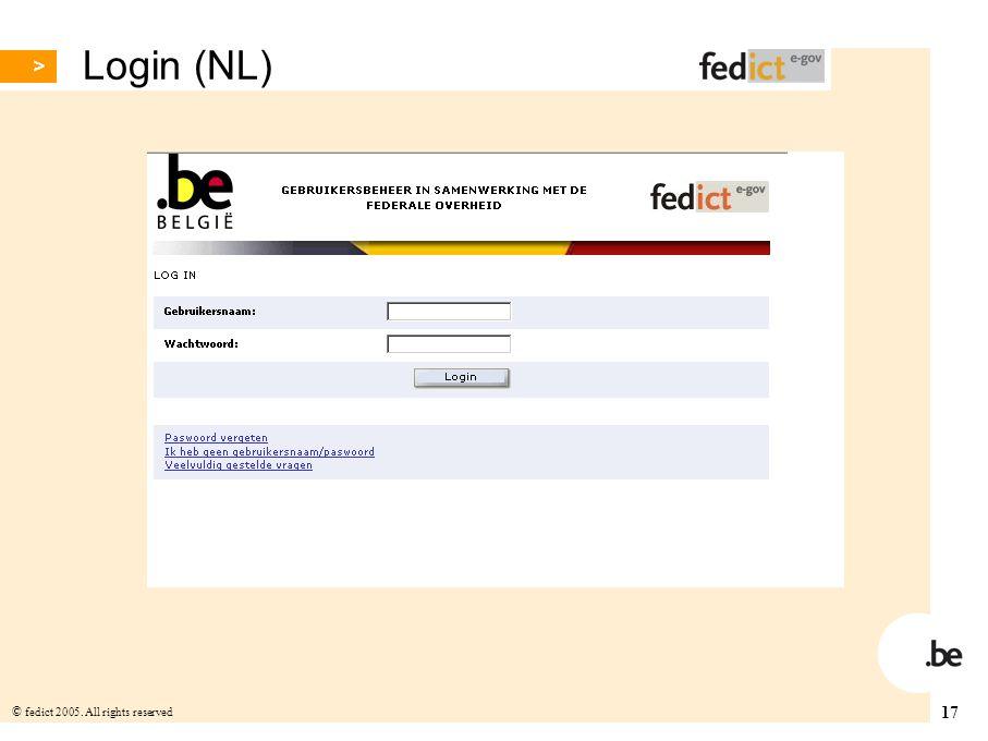 Login (NL)