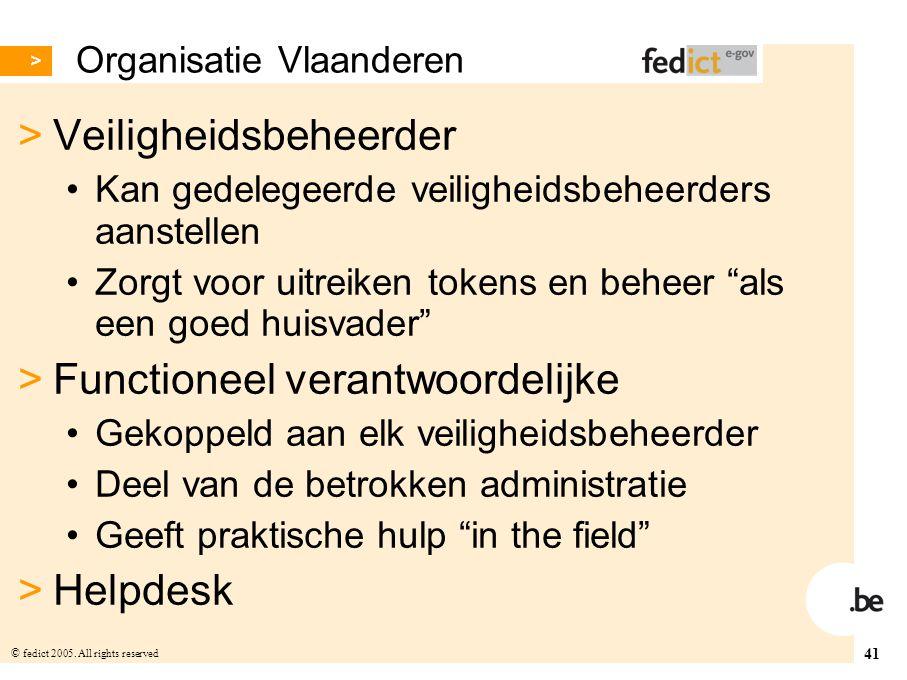 Organisatie Vlaanderen