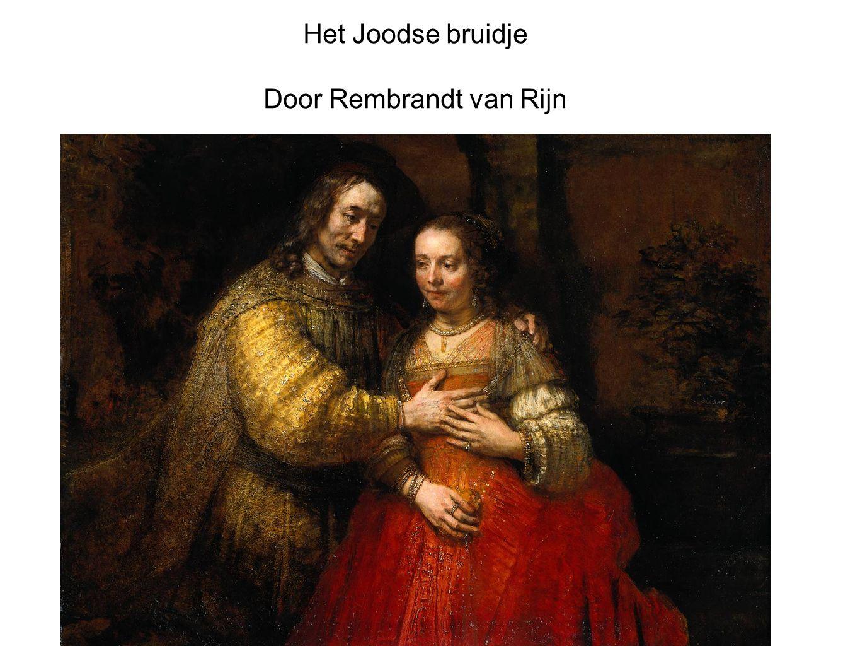 Door Rembrandt van Rijn