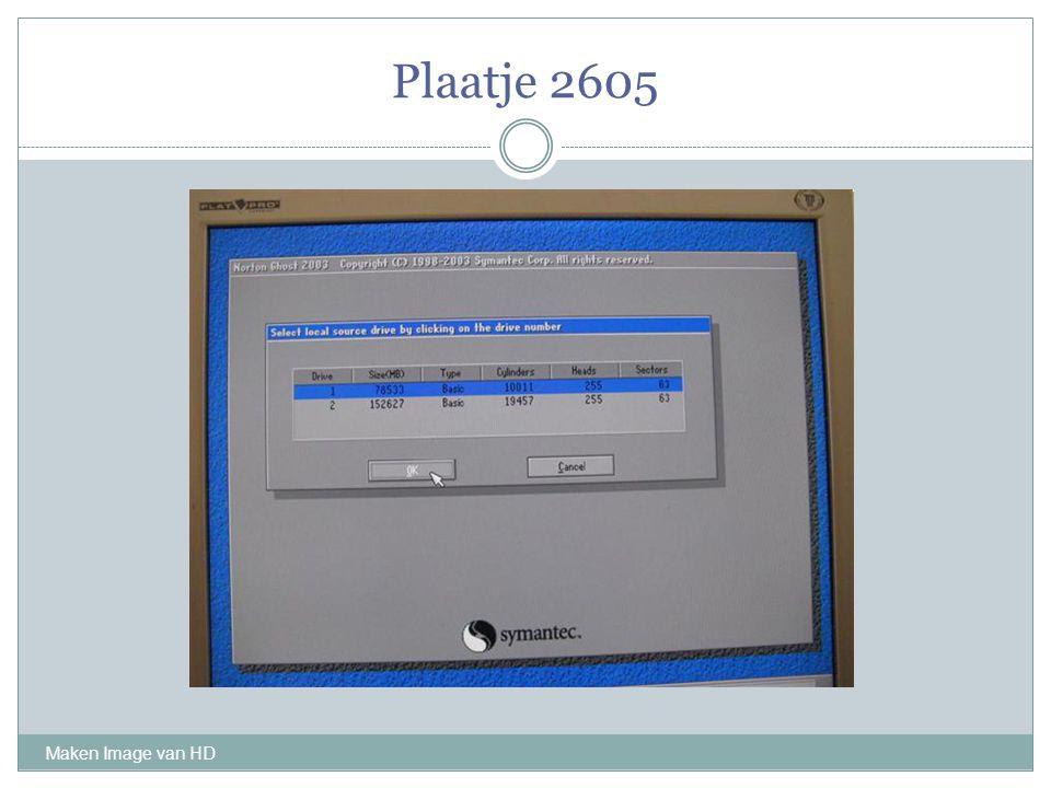 Plaatje 2605 Maken Image van HD