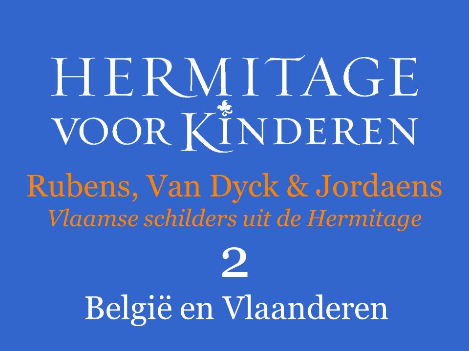 Rubens, Van Dyck & Jordaens Vlaamse schilders uit de Hermitage