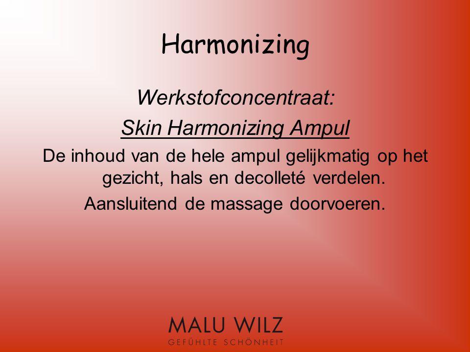 Harmonizing Werkstofconcentraat: Skin Harmonizing Ampul