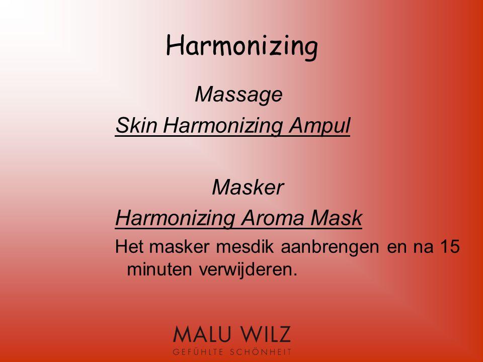Harmonizing Massage Skin Harmonizing Ampul Masker