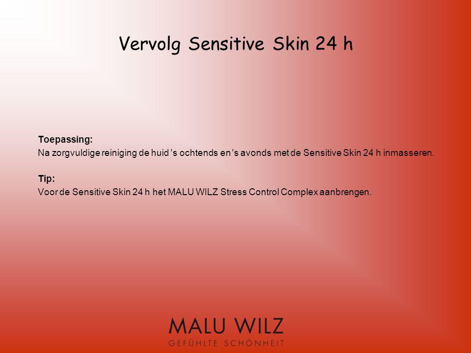 Vervolg Sensitive Skin 24 h
