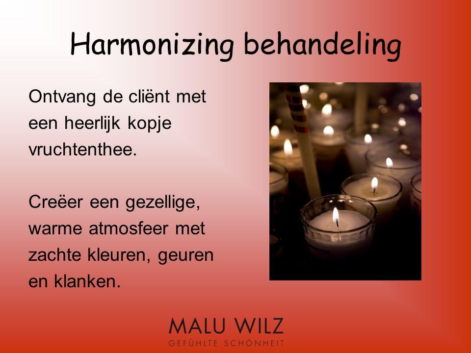 Harmonizing behandeling
