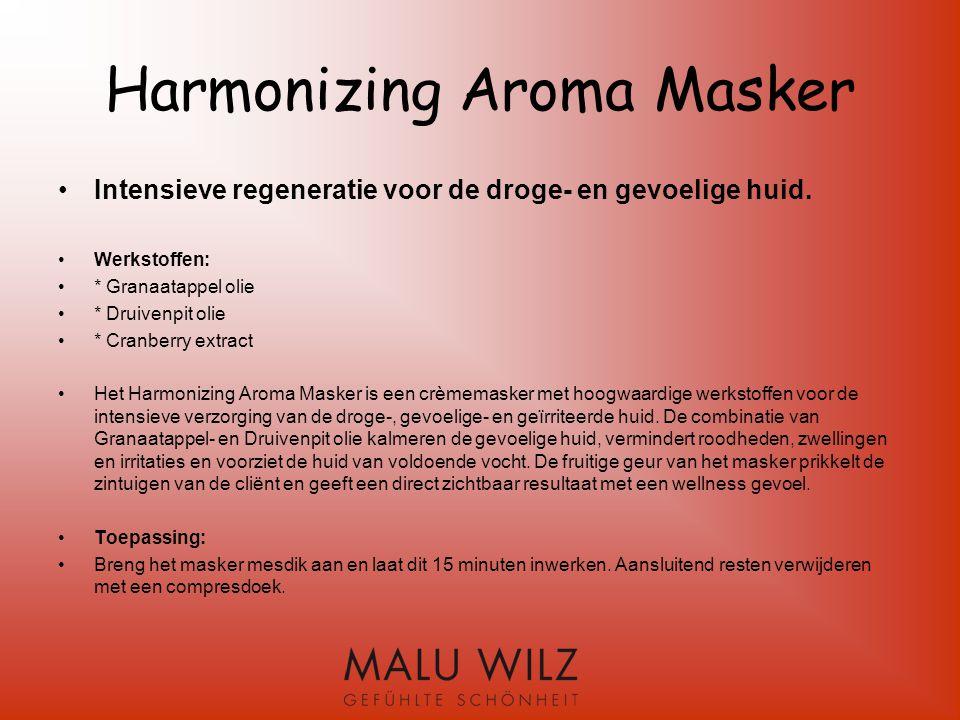 Harmonizing Aroma Masker