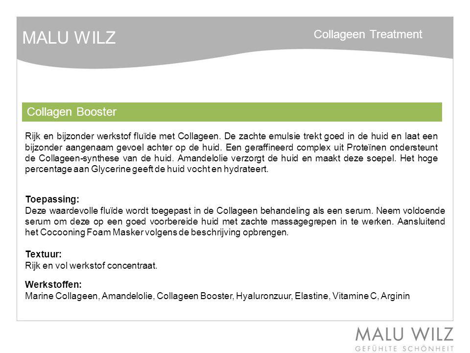 MALU WILZ Collageen Treatment Collagen Booster