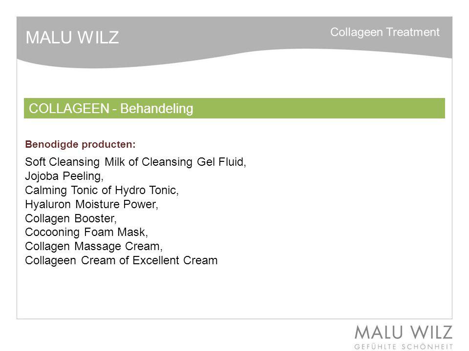 MALU WILZ COLLAGEEN - Behandeling