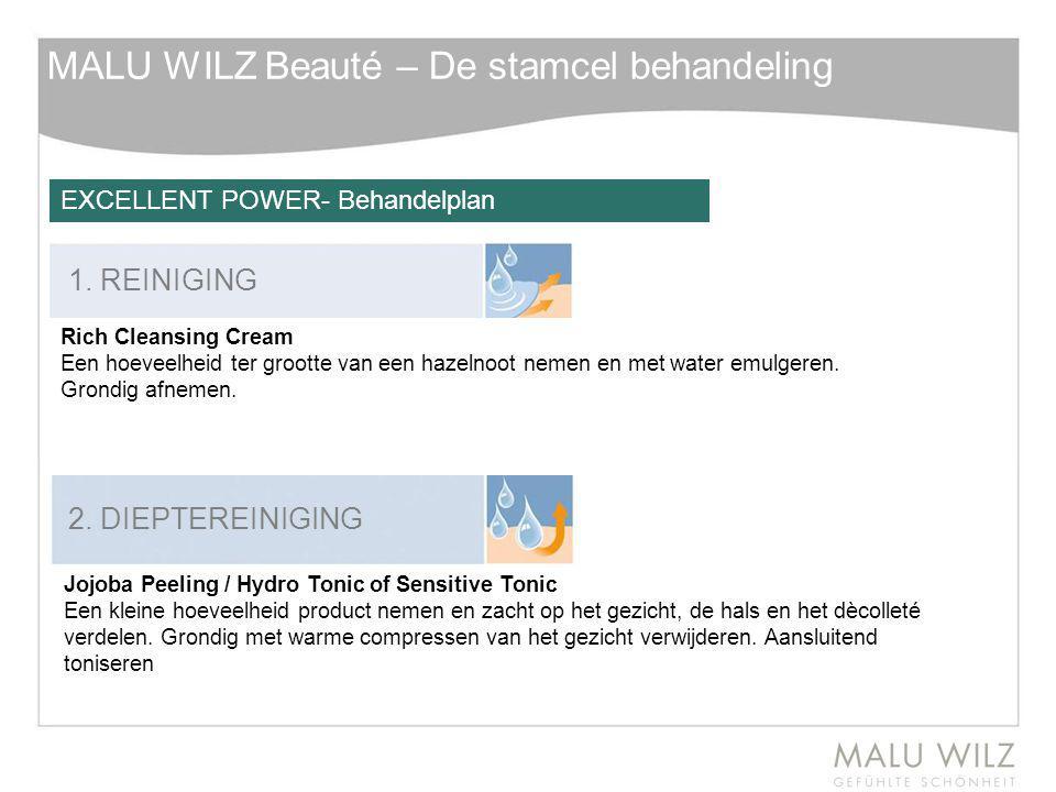 MALU WILZ Beauté – De stamcel behandeling