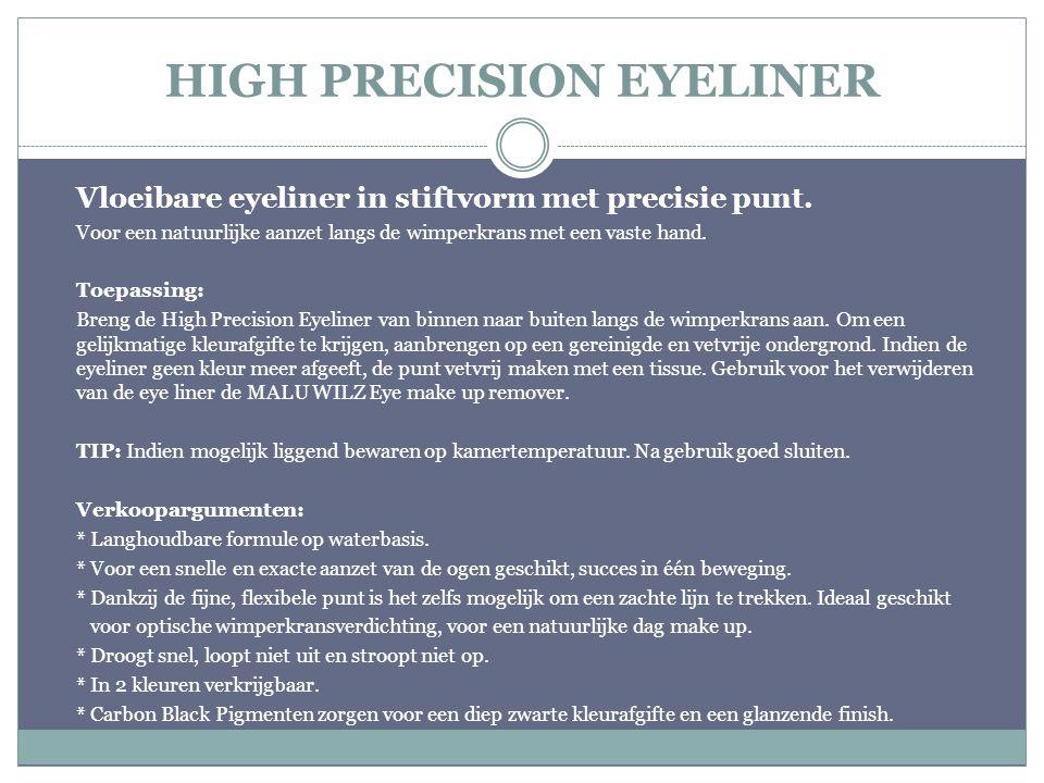 HIGH PRECISION EYELINER