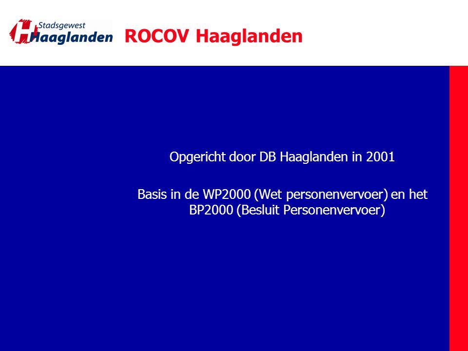 Opgericht door DB Haaglanden in 2001