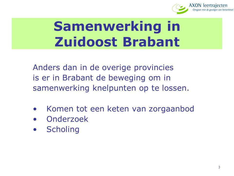 Samenwerking in Zuidoost Brabant