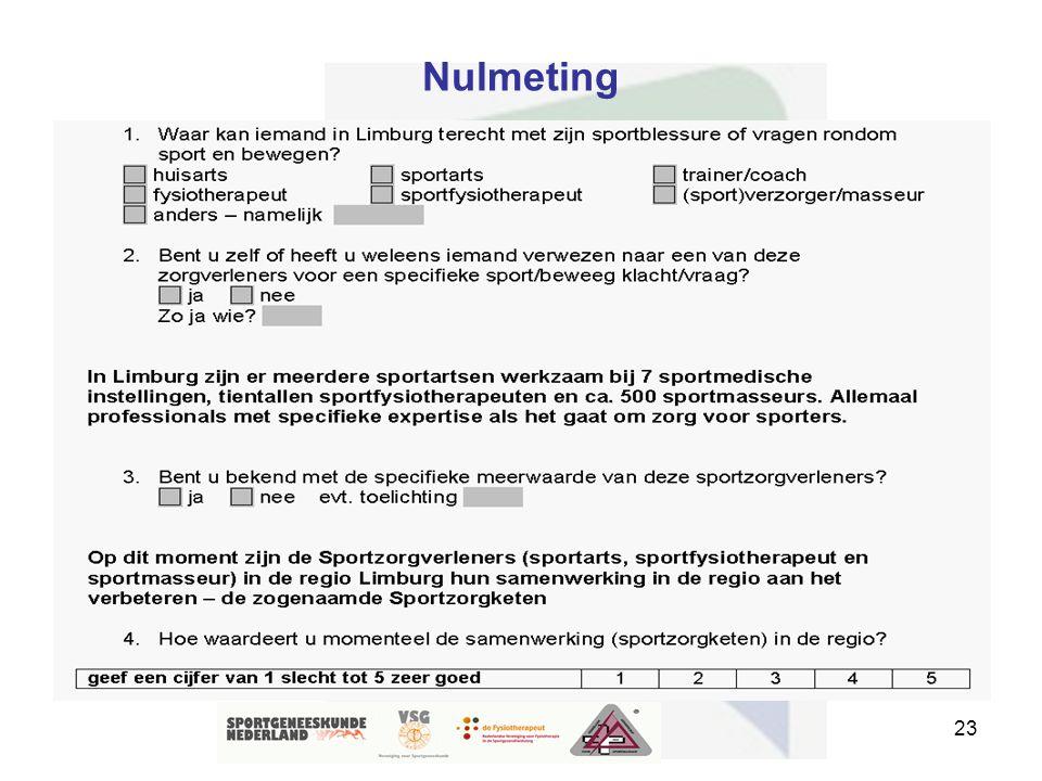 Nulmeting