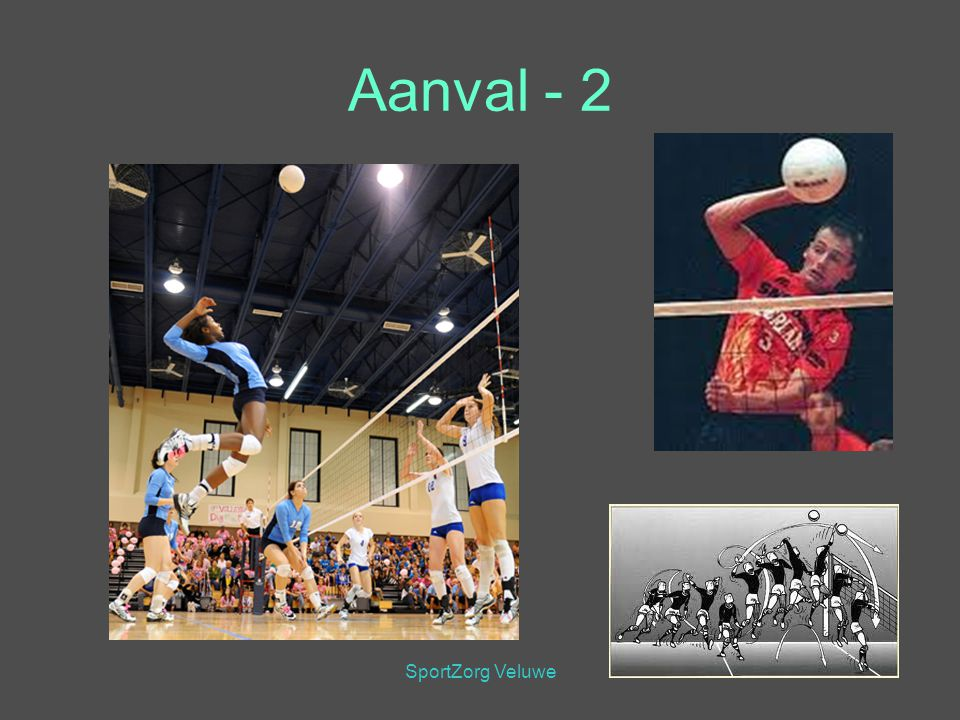 Aanval - 2 SportZorg Veluwe