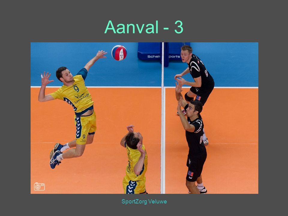 Aanval - 3 SportZorg Veluwe