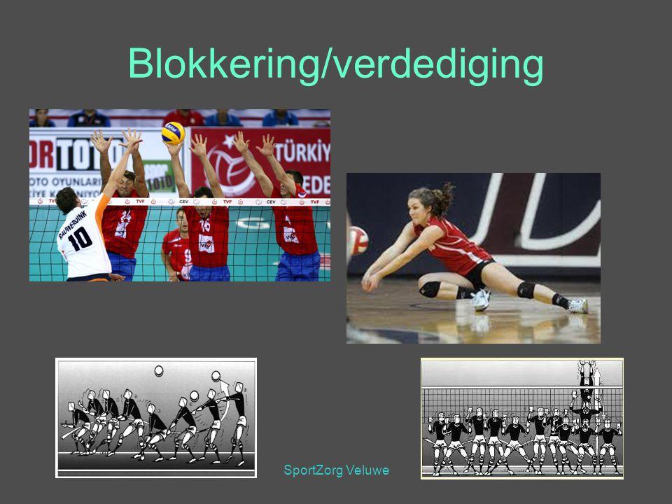 Blokkering/verdediging