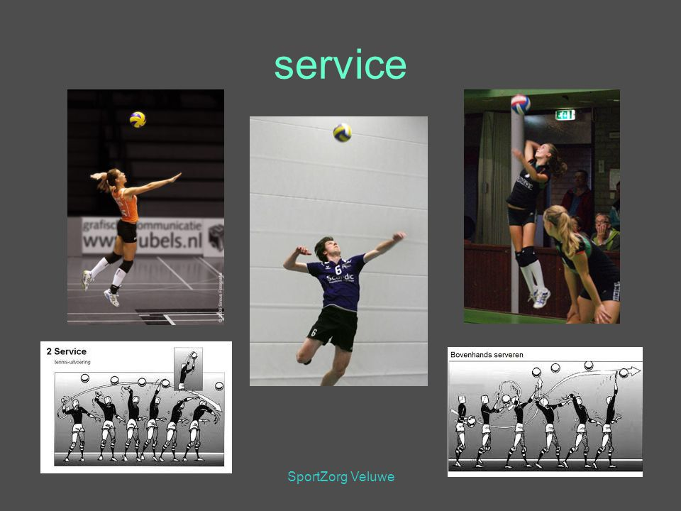 service SportZorg Veluwe