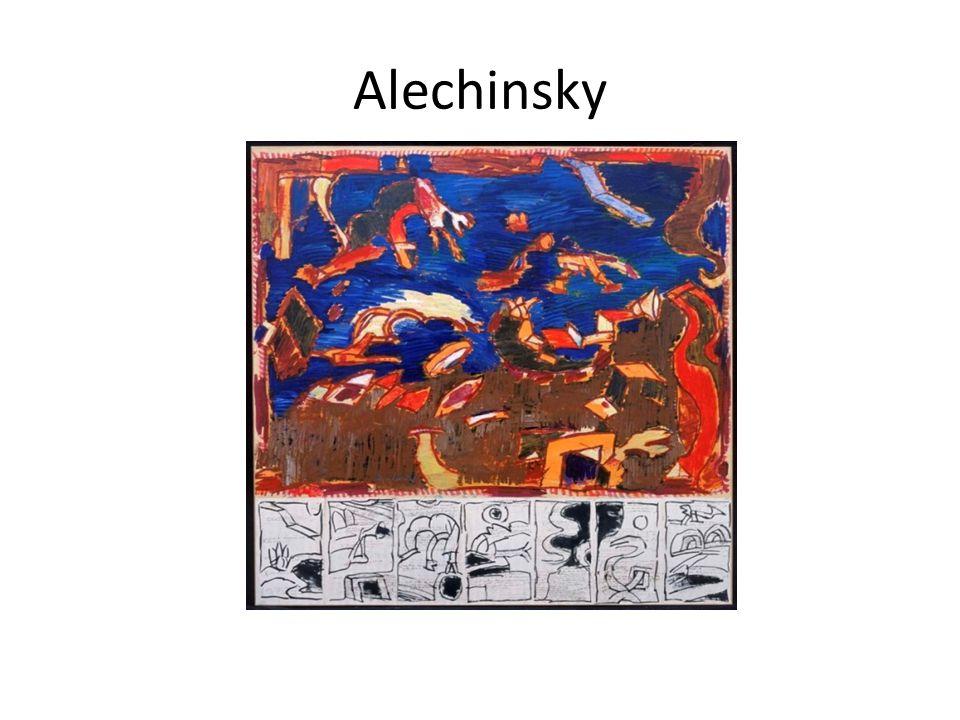 Alechinsky