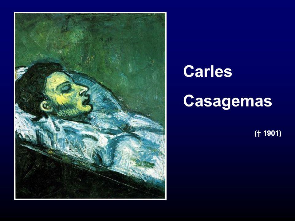 Carles Casagemas († 1901)