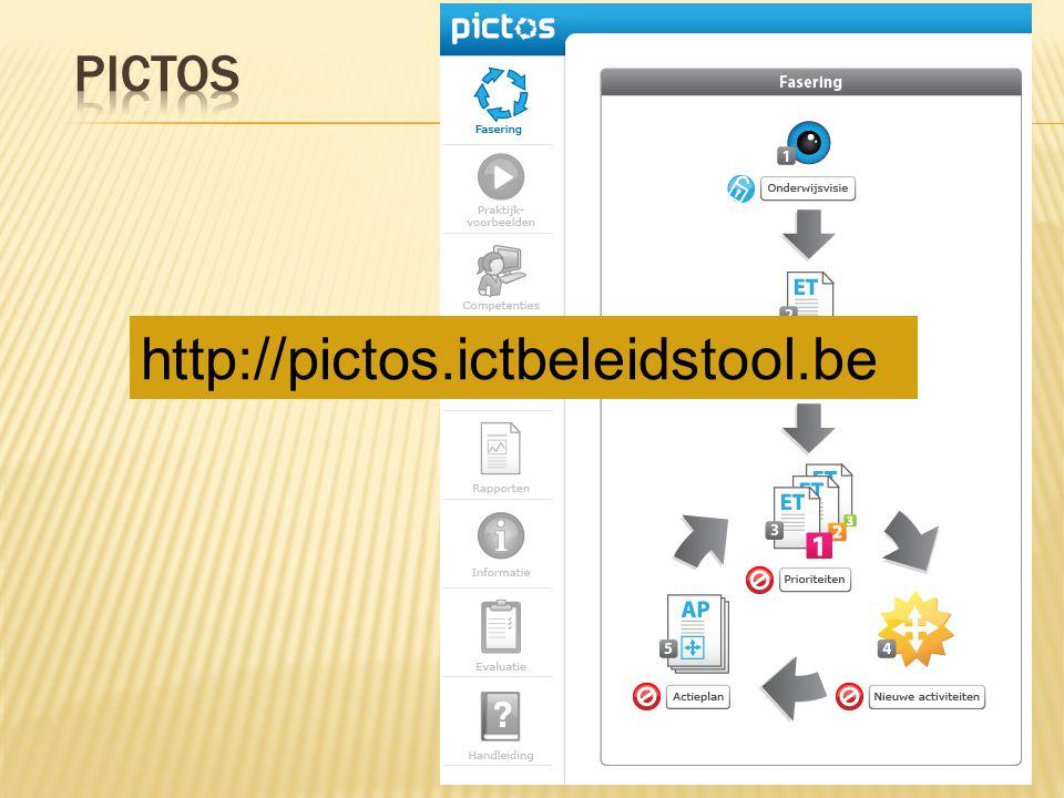 Pictos http://pictos.ictbeleidstool.be