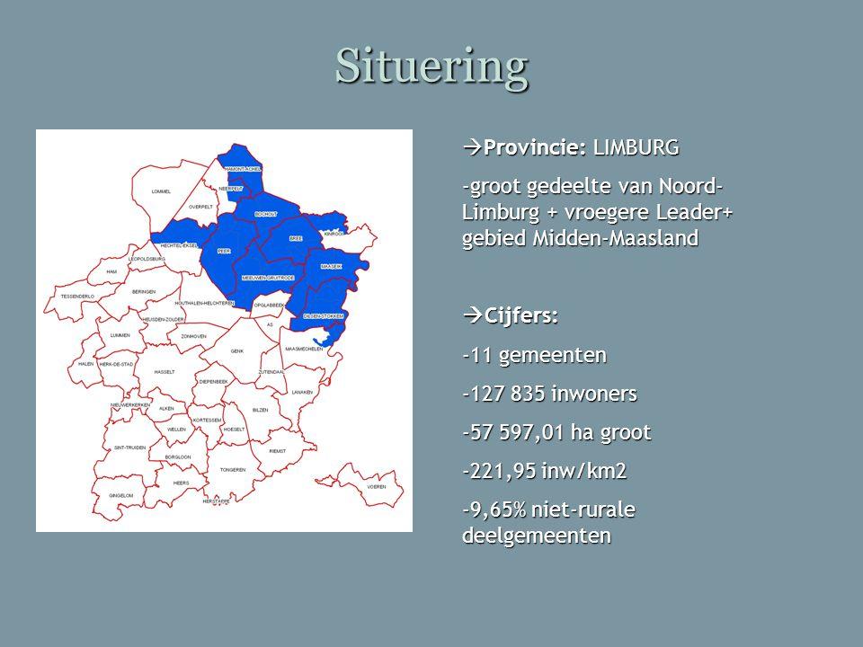 Situering Provincie: LIMBURG
