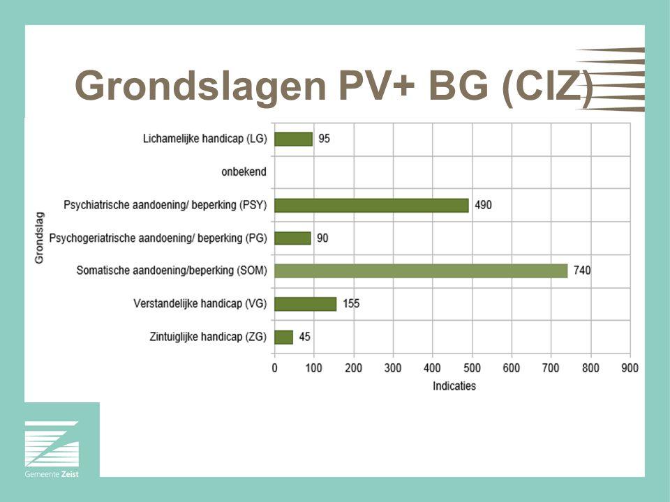 Grondslagen PV+ BG (CIZ)