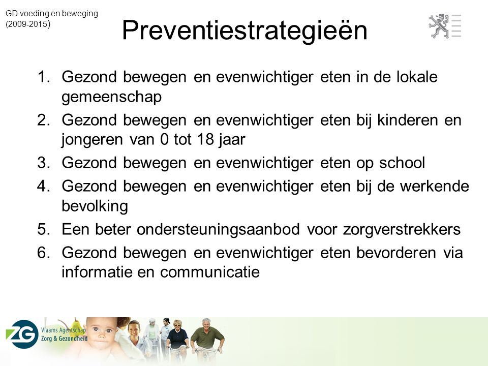 Preventiestrategieën