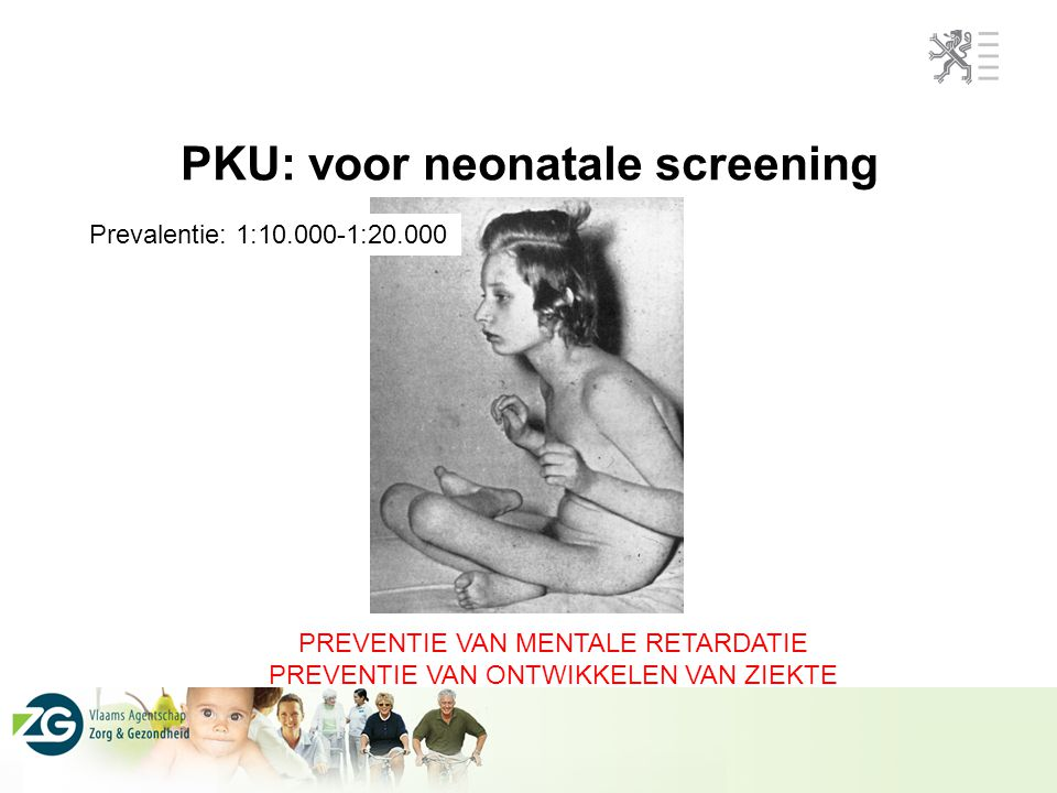 PKU: voor neonatale screening