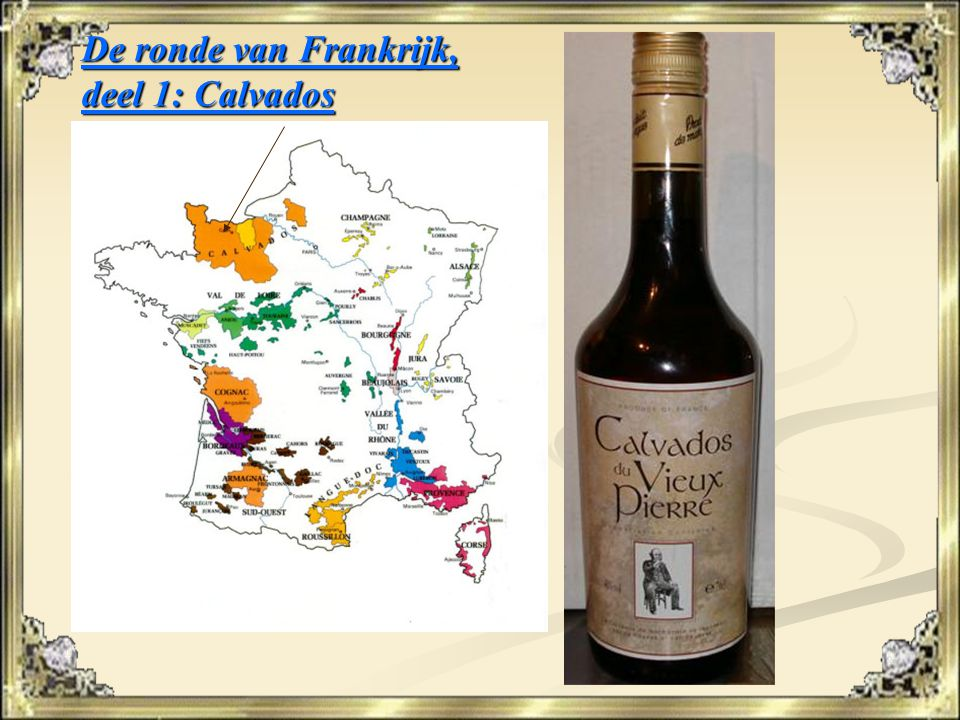 De ronde van Frankrijk, deel 1: Calvados