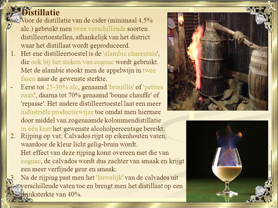 Distillatie
